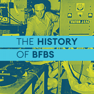 BFBS 75:  A Witness on History